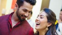 Here's How Mira and Shahid Kapoor Wished 5th Wedding Anniversary to Each Other