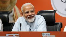 Modi Poised to Storm Back to Power in India, Exit Polls Show