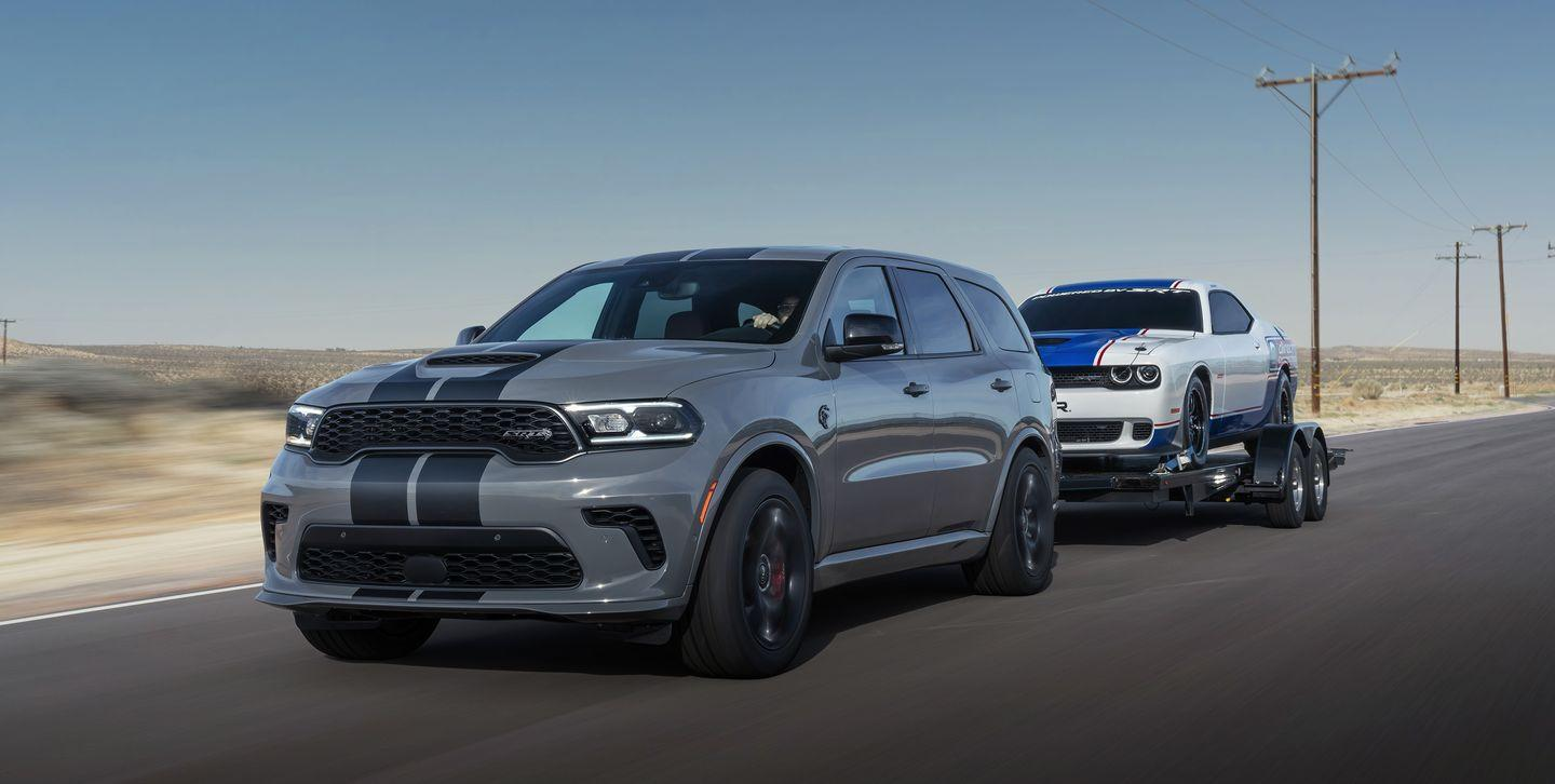 710hp 2021 dodge durango srt hellcat is coming for one