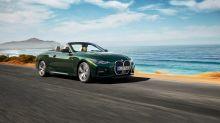 4er-BMW-Cabrio wieder mit Stoffdach