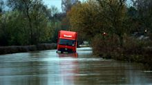 Overnight Cold Snap Sees Flood-Hit Communities Wake To Freezing Temperatures
