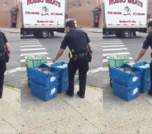 NYPD Says Looters Are Stashing Bricks. Brooklyn Locals Say Otherwise