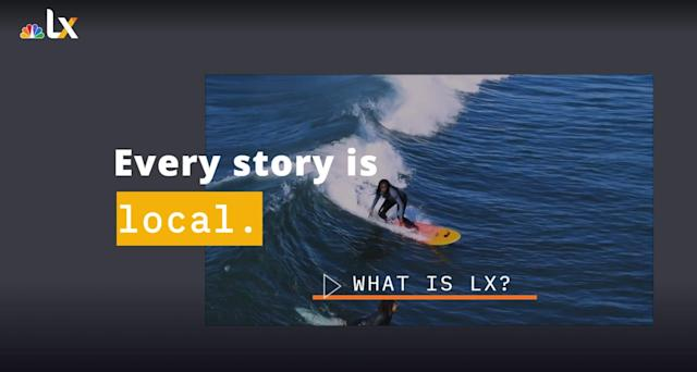 NBC's LX aims to provide local news for younger viewers