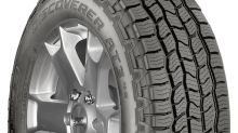 Cooper Tire's Discoverer AT34S™ Earns New Product Award at SEMA