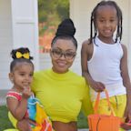 Sunday Fun Day! Blac Chyna Spends Easter with Daughter Dream and Son King: 'Unbreakable Bond'