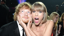 Ed Sheeran supports Taylor Swift through feud with Scooter Braun and Justin Bieber