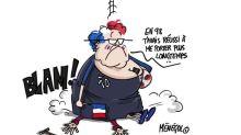 Les Bleus sacrés champions du monde des dessins de presse