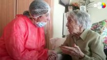 Spain's Oldest Woman Survives Coronavirus, Says Humanity Needs 'A New Order'