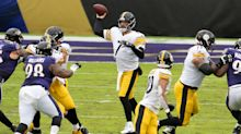 Four takeaways from the Ravens' 28-24 loss to the Steelers