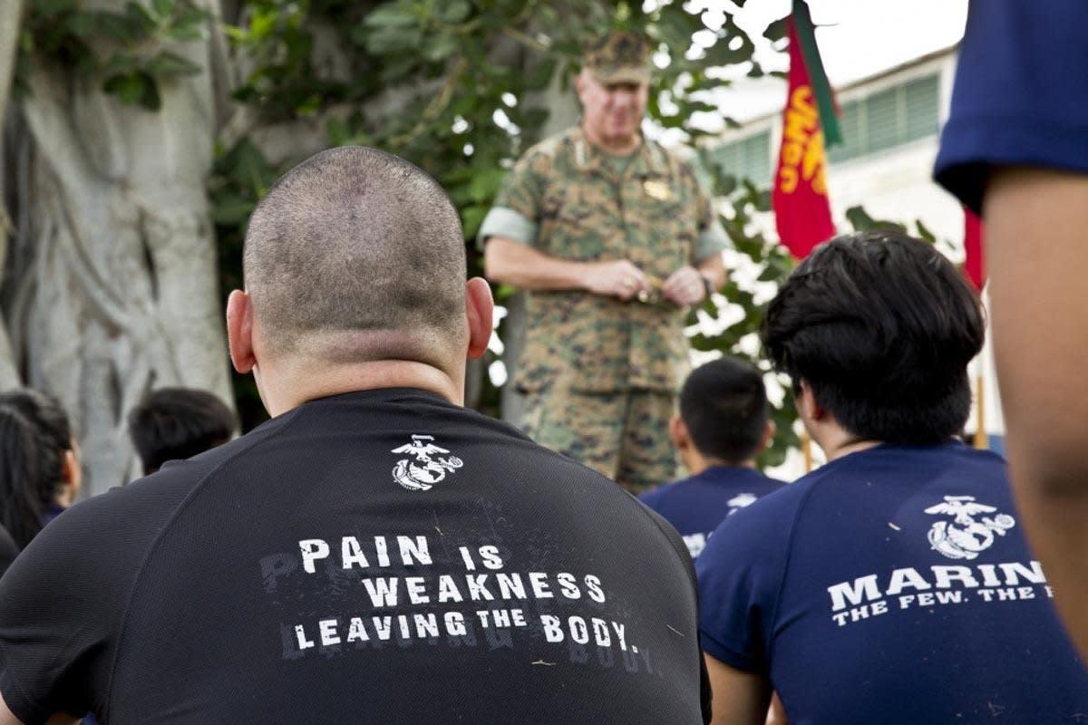 Military permanently disqualifies coronavirus survivors as recruits