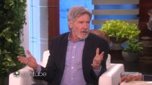 Harrison Ford's Advice for the Next Han Solo: 'Don't Do It'