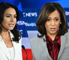 Kamala Harris Goes Scorched Earth on 'Unfortunate' Democratic Candidate Tulsi Gabbard