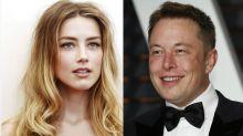 Liebes-Comeback bei Amber Heard und Elon Musk?