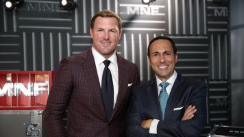 Witten admits to some rookie 'mistakes' in booth