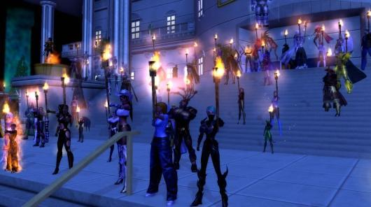 The Daily Grind: Do you make tributes to the lost?