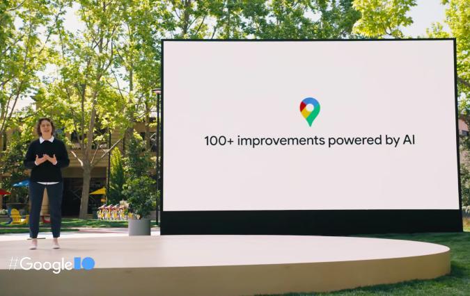 Google Maps I/O 2021