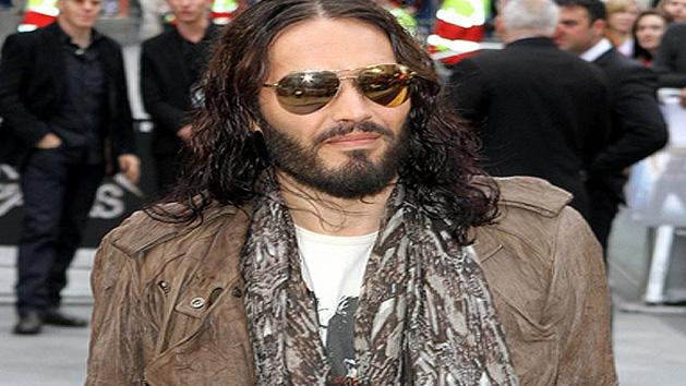 Russell Brand On A LESBIAN MISSION