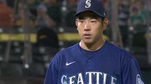 Yusei Kikuchi's 6 shutout innings