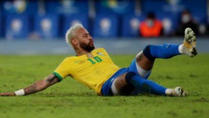 Foot - Copa America - BRE - Neymar se joint aux critiques sur l'état des terrains de la Copa America