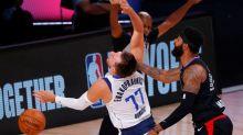 NBA-Rüpel schlägt gegen Doncic zu - Mavs scheiden aus