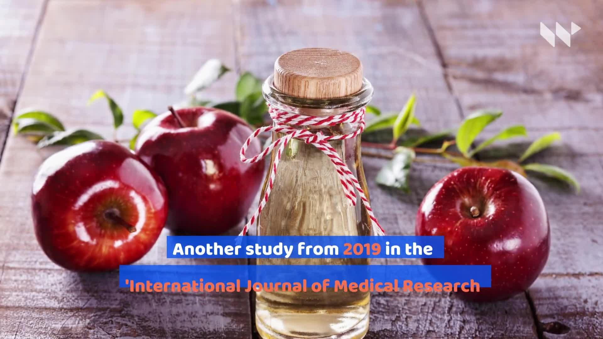 Apple Cider Vinegar And Diabetes Research