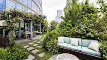 Green Roofs Sprouting on Luxury Penthouses