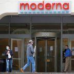 Moderna shares jump on $1.5 billion U.S. contract for COVID-19 vaccine