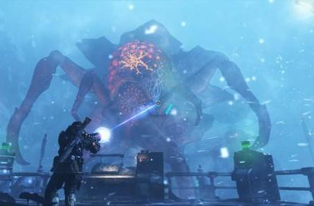 Lost Planet 3 review: How I Met Your Mothra