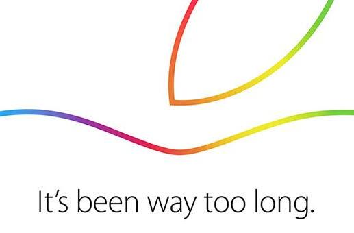 Apple's next big event is on October 16th, new iPad and Macs likely