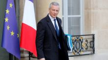 EU tax on big digital companies could be struck by March: French minister