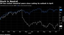3M Tumbles as Industrial Weakness Forces Another Forecast Cut