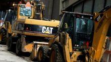 Caterpillar Stock Rises 5%