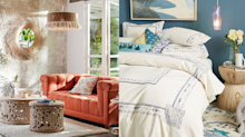 Save an additional 25 to 40 per cent off furniture and home goods during Anthropologie's sale on sale event