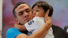 U.S. says all eligible young migrant children reunited with parents