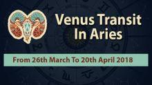 Venus Transit 2018: Venus In Aries – Effects On 12 Moon Signs