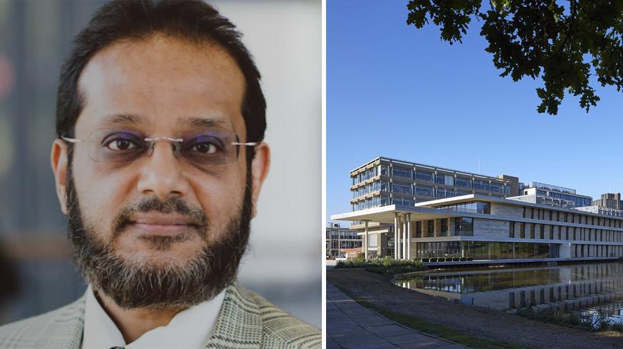 University suspends lecturer in anti-Semitism row