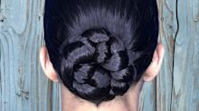 One veteran's journey in pursuit of perfect 'Army hair'
