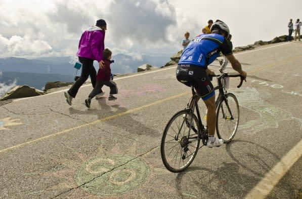 Google Maps' bike routing now helps you avoid steep hills