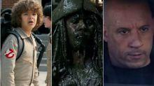 Veja novos trailers da 2ª temporada de 'Stranger Things', 'Piratas do Caribe 5', 'Velozes e Furiosos 8' e mais!