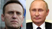 Alexei Navalny: No sign of criminal activity so far in Putin critic 'poisoning', says Russia