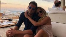 Caroline Flack's boyfriend likes tribute from Strictly pro Janette Manrara hoping Love Island host has 'found peace'