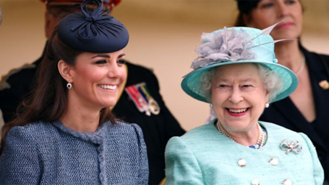 What the Queen and Kate will never be seen wearing