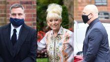 Barbara Windsor funeral: David Walliams and Christopher Biggins among stars in attendance