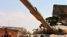 Anti-Assad fighters withdraw from key area of northwest Syria