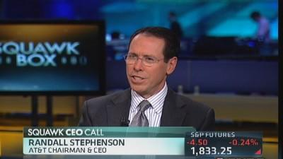 AT&T CEO: Next 5 years will transform every industry