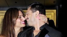Photos: Bipasha and Karan get cosy on their date night