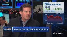 Under Armour CEO: 'We should be bringing jobs back'