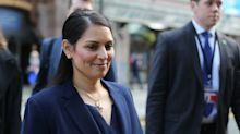 Coronavirus: Priti Patel extends migrant NHS workers' visas to fight pandemic