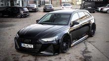Audi RS 6 Avant, la gioia dei preparatori