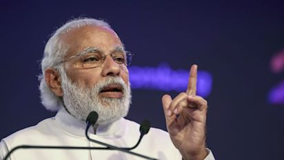 Modi Pitches For Asia-Africa Growth Corridor